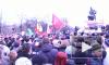 В Петербурге оппозиция требует пересчета результатов  выборов