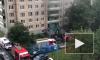 Видео: на Белорусской улице горит жилой дом