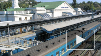 На вокзале в Севастополе ищут бомбу
