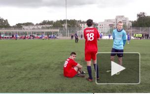 Видео: миры спорта и кино слились в один фестиваль на стадионе в Выборге