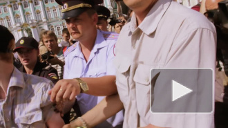 Виталий Милонов безобразничал на Квир-фесте