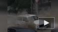 Появилось видео последствий урагана в Одессе