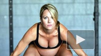 Беременная блондинка-штангистка взорвала интернет