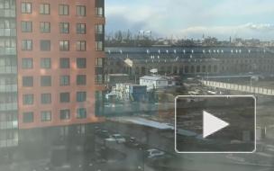 В Петербурге прогремело радио-оповещение с просьбой оставаться дома в период пандемии