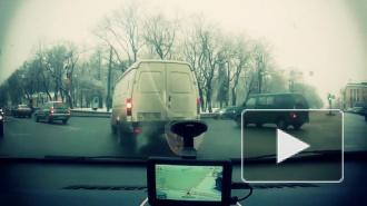 В Колпино столкнулись пять автомобилей