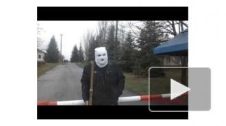 Новости Украины 14.04.2014: в Славянске вооруженные люди захватили аэропорт