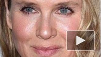 Рене Зеллвегер открыла секрет полностью изменившейся внешности. Актриса стала похожа на Кэмерон Диаз - СМИ