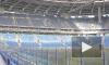 На стадионе на Крестовском постелют рулонный газон на Кубок конфедераций