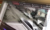 """Появилось видео момента ДТП """"Мерседеса"""", который разнес 11 авто во Владивостоке"""