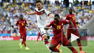 ЧМ-2014, Германия — США 1:0, Немцы занимают первое место, США второе