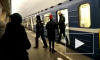 """Видео: на станции """"Волковская"""" пассажиров высадили из поезда из-за бесхозного предмета"""
