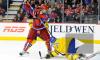 Перед Швецией сборная России по хоккею гарантировала себе 1\4 финала