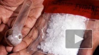 Полиция задержала 28-летнего тунеядца, нагло разгуливающего с 180 граммами амфетамина