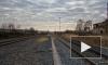 В Ленобласти с рельс после столкновения сошел пассажирский поезд Воркута-Петербург