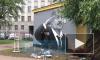 В Петербурге появилось новое граффити с Черчесовым