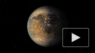 Обнаружена планета Kepler-186f, на которой возможно есть жизнь
