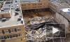В Мурино обрушилось здание строящейся школы