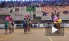 Юбилейный чемпионат по черлидингу. 500 участников, тысячи зрителей