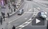 Наезд на пешехода на Каменноостровском проспекте