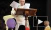 Видео малыша, обнявшего Папу Римского, обошло все мировые телеканалы