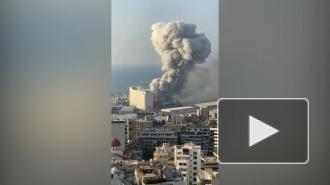 ЕС направил в Ливан 300 спасателей с техникой в связи со взрывом в Бейруте