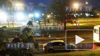 На Витебском проспекте Honda Civic насмерть сбила пешехода