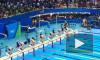 Фанаты сняли на видео очередной чемпионский заплыв Майкла Фелпса