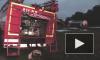 Появилось видео с места разлива взрывоопасного яда на трассе под Воронежем