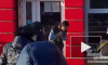 В сети появилось видео задержания неадекватного мужчины в Ростове-на-Дону, который бросался на людей с ножом