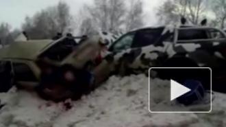 Авария в Дальнеконстантиновском районе: погибли пять спортсменов