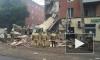 В Перми под рухнувшим домом найдено тело женщины