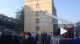 В Мурманске взорвался газ в жилом доме, под завалами оказались люди