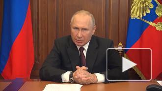 Путин заявил о постепенном возвращении привычной жизни после пандемии