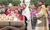В России празднуют Яблочный спас