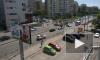 В Самаре автомобиль сбил на тротуаре женщину с ребенком