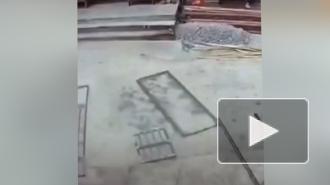 СМИ: в результате взрыва на ремонтном заводе в Китае погиб человек