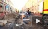 Улица Рылеева перекрыта из-за разлива кипятка