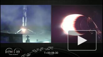 SpaceX запустит первую ступень Falcon 9 в рекордный 10-й раз