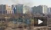Видео: в Кудрово загорелся частный дом