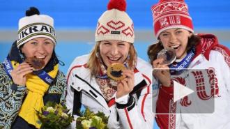 Таблица медалей в Сочи, 11 февраля