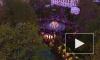 В Петергофе установили новый фонтан, который может петь, танцевать и создавать туман