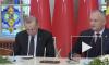 Видео: Эрдоган уснул под выступление президента Молдовы