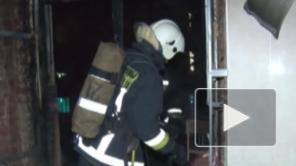 Ночью на Пискаревском проспекте горел медицинский университет имени Мечникова, эвакуировали 20 человек