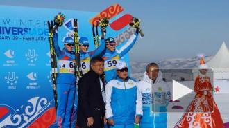 Зимняя Универсиада 2017: Россия лидирует в медальном зачете