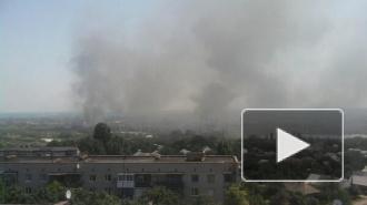 Новости Украины: воздушное пространство на юго-востоке закрыто, Порошенко согласен на трехсторонние переговоры