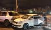 На проспекте Энгельса столкнулись три автомобиля