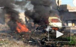Три человека погибли в результате взрыва на севере Сирии