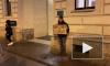 Экоактивист провел одиночный пикет на Почтамтской