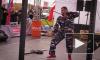 Железо, атлеты, топливо: в Петербурге прошел спортивный баттл