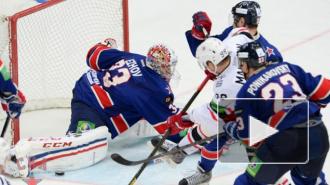 Шатаут Ежова гарантировал СКА победу в дивизионе